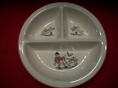 Salem Divided Child's Plate with Cup.  Good condition Cup  from Austria