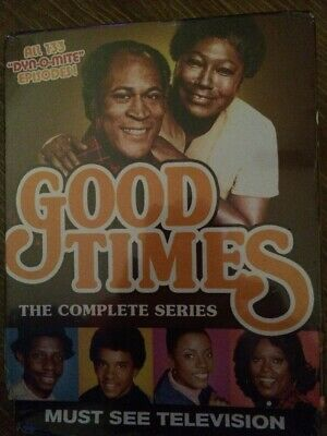 "Good Times:Complete Seasons:1,2,3,4,5,6 (DVD: BOXED SET) ""NEW,SEALED"" BUY2,SAVE4"