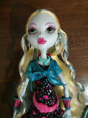Monster High doll - Ghouls Night Out Lagoona Blue