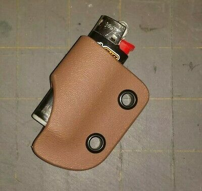 Kydex Lighter Case For Little Bic HandmadeR.C. custom