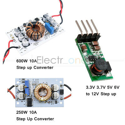 250/600W 10A LED Step Up DC Boost Converter Constant Current Power Supply Module