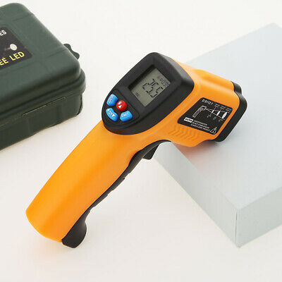 GM550 -50~550℃ Digital Non-contact infrared Thermometer Pyrometer Aquarium laser