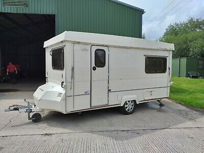 GOBUR CLUBMAN Folding caravan SORRY NOW SOLD DEPOSIT TAKEN