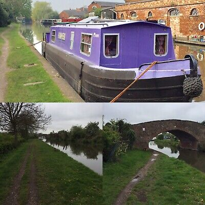4 Days Narrowboat Holiday Hire August Bank Holiday, Canal, Boat, Trent & Mersey