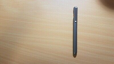 """D"" Rocket Bolt Pen Titanium EDC PEN - Rare - Tumbled Version - Like New"