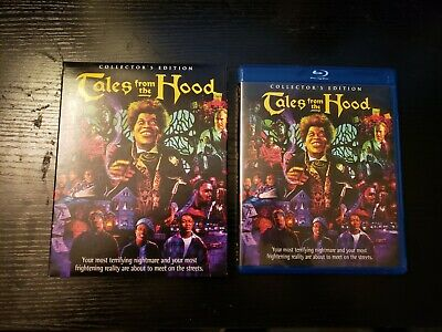 Tales From the Hood (Blu-ray Disc, 2017, Collectors Edition)