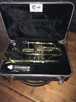 Bb Prelude By Bach Cornet Brass Lacquer
