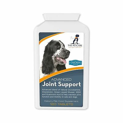 Advanced Joint Support Supplement For Dogs, With Powerful Glucosamine, Chondr...