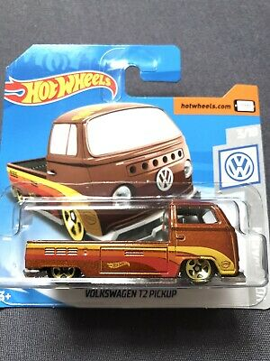 Hot Wheels 2019   VOLKSWAGEN T2 PICKUP  96//250  NEU/&OVP
