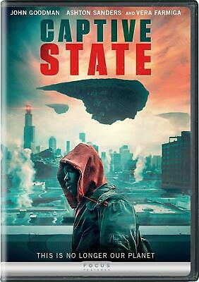 Captive State (New,2019,Dvd,Release) Super,Action,Thriller,Free Shipping...