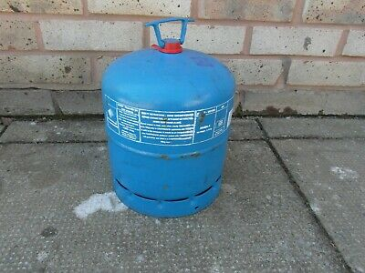 GENUINE Camping Gaz 907 Cylinder  NEW/FULL/SEALED/NO RUST
