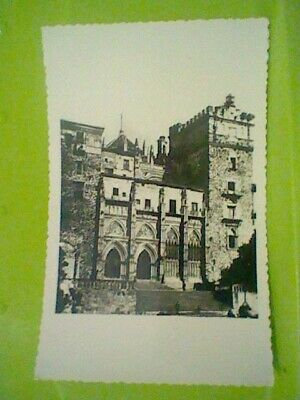 Guadalupe Caceres Monasterio Ed Cesaraugusta Nº 37 Postal S/C