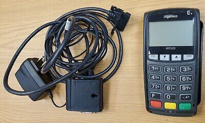 INGENICO CREDIT CARD Reader LINK COMBOX RS323 Female Network