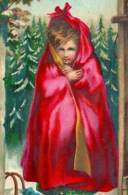 1880's-90's Dr Jayne's Expectorant Red Riding Hood Peter Ogier Cambridge OH P160