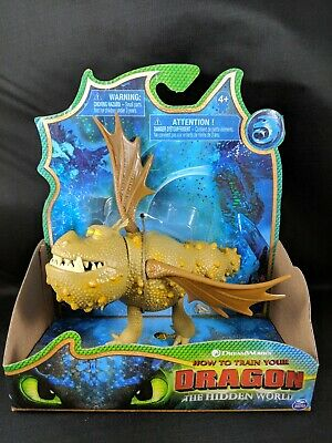 "How to Train Your Dragon Hidden World MEATLUG Figure 6"" NEW HTTYD"
