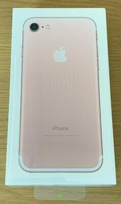 Apple iPhone 7 - 32GB - Rose Gold (AT&T) A1778 (GSM) - Factory Sealed Box