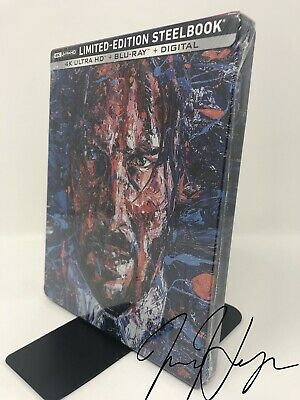 John Wick: Chapter 3 - Parabellum [SteelBook] (4K Ultra HD + Blu-ray + Digital)