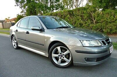 2004 Saab 9-3 Vector Sports 2.0L Turbo Automatic Sedan. 93, 9-5.