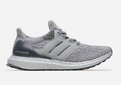 ADIDAS ULTRA BOOST 3.0 Silver Pack Super Bowl (Ba8143) Ltd Size 9.5 Ds