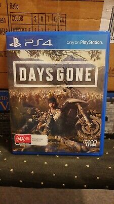 Days Gone PS4 , Like New