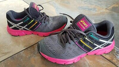 asics trainers size 3