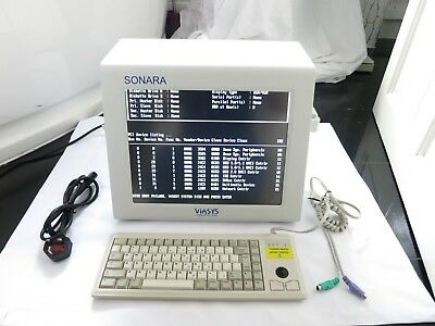 Viasys Healthcare Sonara Transcranial Doppler Tcd Cardiac Ultrasound Monitor Uk