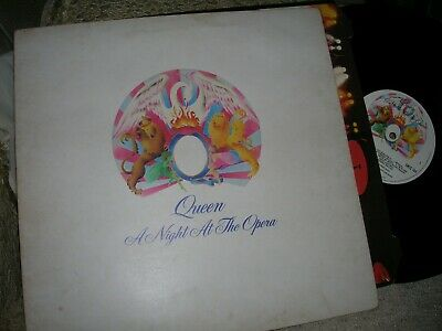 Queen – A Night at the Opera - LP - Original Issue