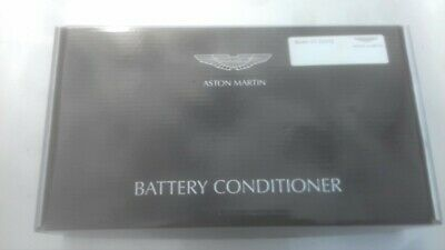 Aston Martin, Battery Conditioner, Charger. chargeur de batterie NEUF