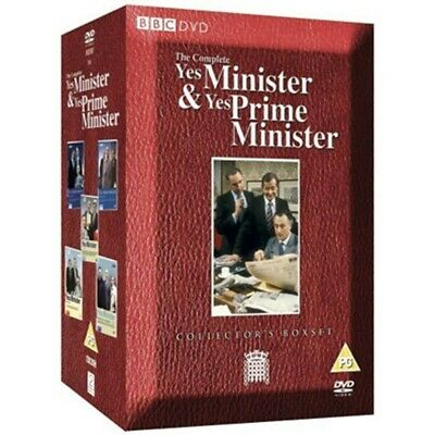 Yes minister , Yes prime minister box set