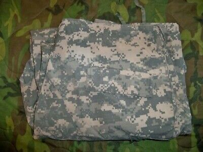 US Military Army ACU Uniform Pants Digital Trousers Sz X-Large Regular EXC COND