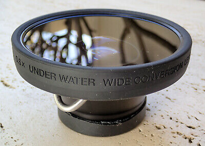 Olympus PTWC-01 Underwater Wide Angle Conversion Lens M67