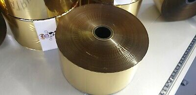 Hot stamping foil gold 10 rolls available