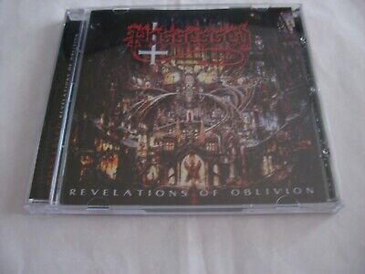 CD POSSESSED - Revelations Of Oblivion