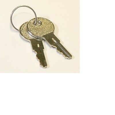 500863106 Key, Set Of 2 For Yale Mpb040E & Mpw045E