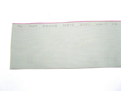 Gray FC Flat Ribbon Cable IDC Wire 1.0mm FC-10P/14P/20P