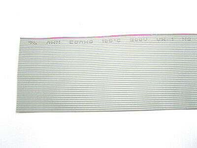 Gray FC Flat Ribbon Cable IDC Wire 2.54mm FC-8/10/12/14/16/20/26/30/40P
