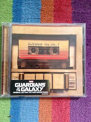 CD: Various Artists - Guardians of the Galaxy (Awesome Mix, Vol. 1/Original...