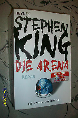 Stephen King DIE ARENA TB