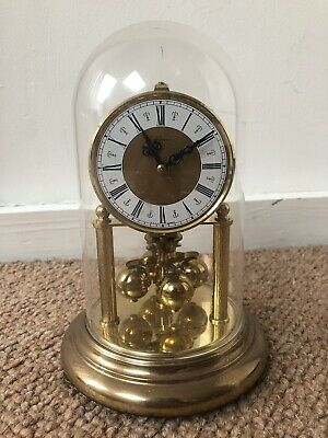 Antique Rare Anniversary Kern Clock Made In Germany