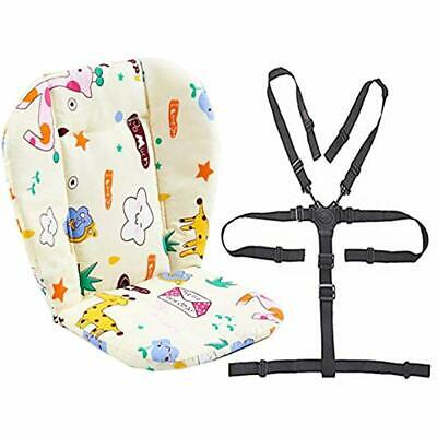Baby Accessories Stroller/High Chair Seat Cushion Liner Mat Pad Cover Resistant