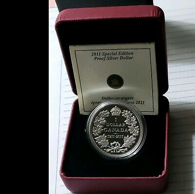 2011 - 1911Special Edition Proof Silver Dollar Rare.