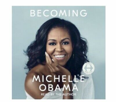 Becoming by Michelle Obama Sealed, 16 Disc Audiobook.