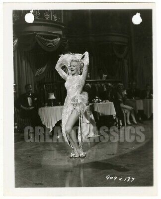 Marilyn Monroe There's No Business Like 1954 Original Vintage On Set Photograph
