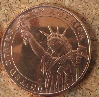 New York Statue of Liberty 1/4 Oz .999 fine Copper Round from Golden State Mint