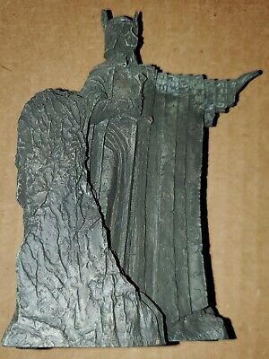 2002 The Argonath Sculpture Lord of the Rings LOTR Sideshow Weta Collectibles