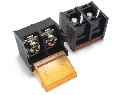 HB-9500 Terminal Blocks Connector with Cover Pitch 9.5MM HB-2/3/4/5/6/8/9/10P