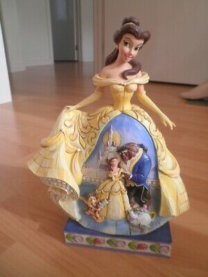 Walt Disney Belle Beauty & the Beast Showcase Collectable pick up only