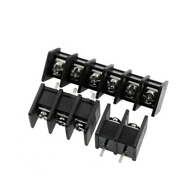 KF45-9500 2P/3P/4P/5P/6P Black MF45 Terminal Blocks Connector Pitch 9.5mm