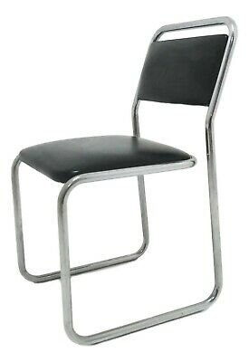 Chair Cantilever Collectibles Steel Vintage Anni 70 - 4 Available