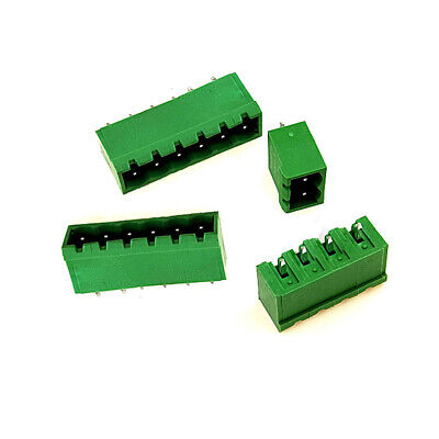 2EDG-5.08MM 2P 3P 4P 5P 6P 8P 10P Plug In Terminal Blocks Connector Pin Socket